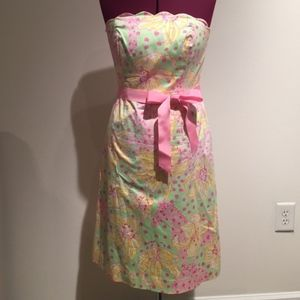 "Lilly Pulitzer ""Fillies for Lillies"" Dress"